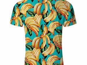 RAISEVERN-Sommer-Herren-Lustig-Hawaiihemd-Drucken-Shirt-Laessige-Kurzarm-Shirts-Outfits-Urlaub-Kleidung-Button-Hawaii-Aloha-Kleidung-M-XXL-0-0